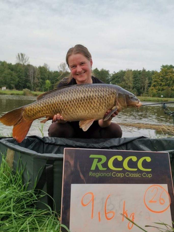 Článek z RCCC - pohár v lovu kaprů